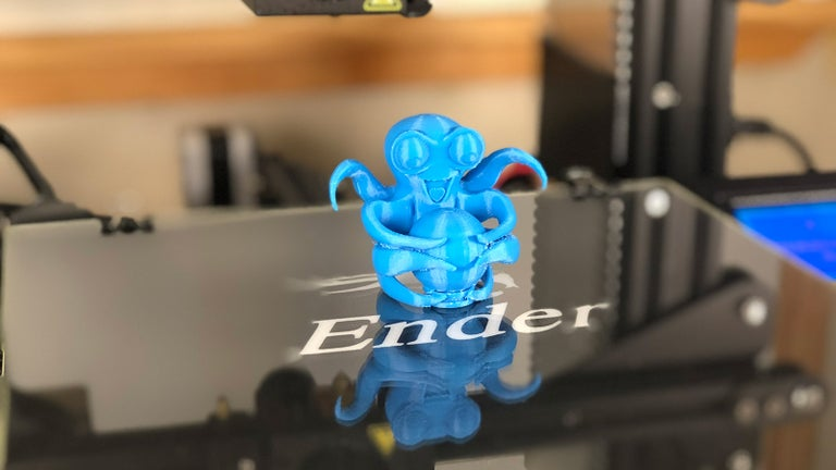 OctoPrint Ender 3