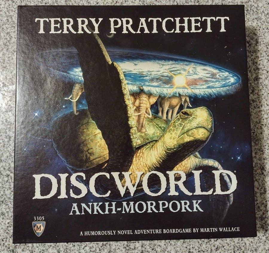 Discworld: Ankh-morpork