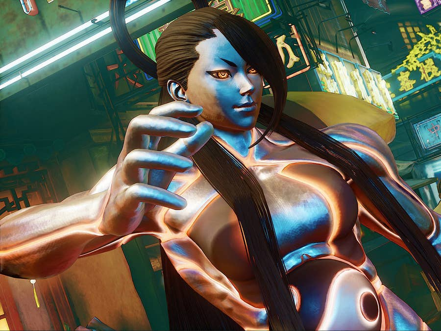 Seth Street Fighter IV