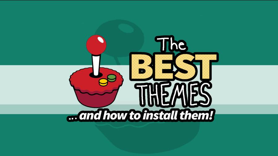 The Best RetroPie themes