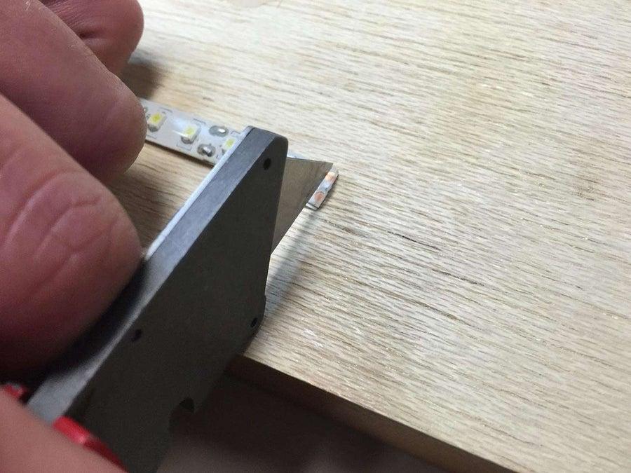 Prepare to solder