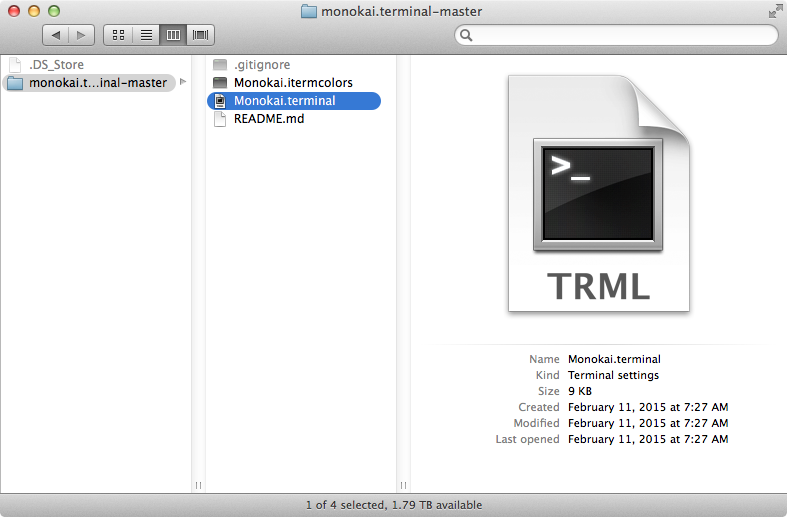 How to Use the Monokai Theme in Terminal on Mac - howchoo