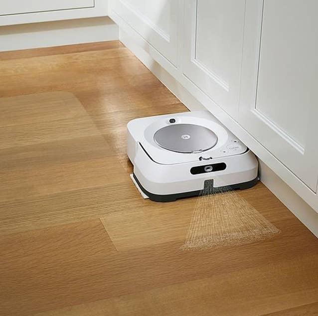Mopping Robot