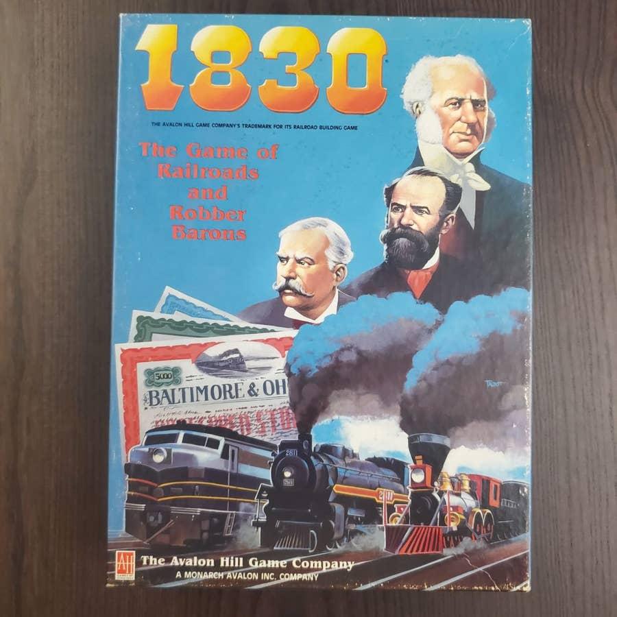 1830: Railways & Robber Barons (1986)