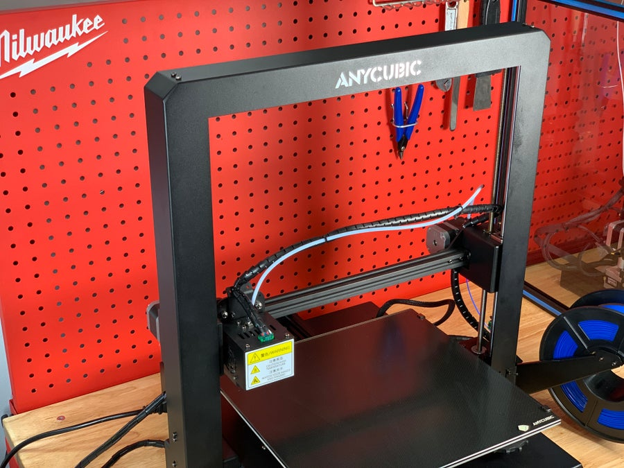 Anycubic Mega X bowden tube