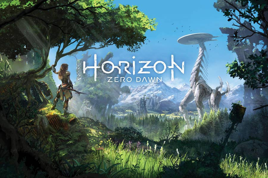 Horizon Zero Dawn (2017)