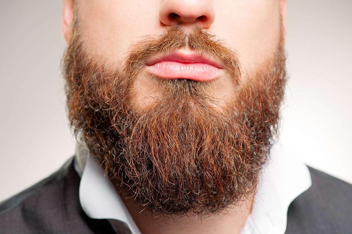 How to grow a proper beard
