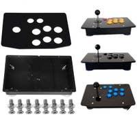 TAPDRA Acrylic Panel and Case Joystick DIY Set Kits