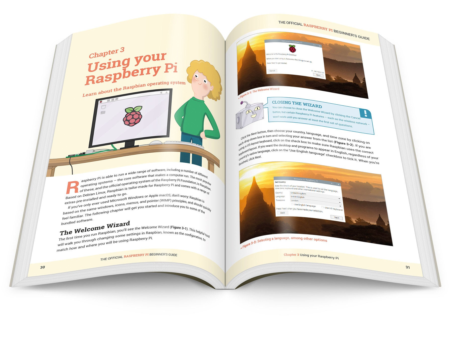 Raspberry Pi Beginners Guide Inside Page