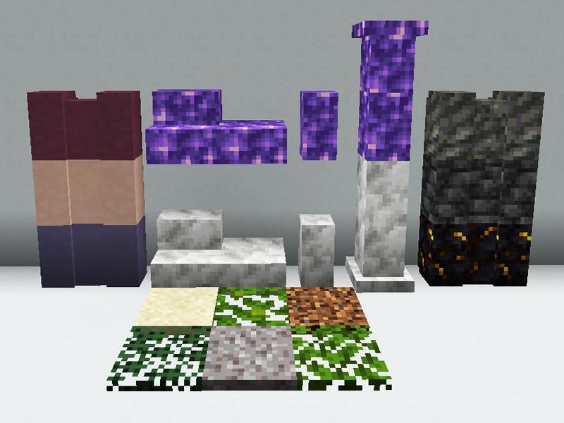 mo building blocks minecraft mod