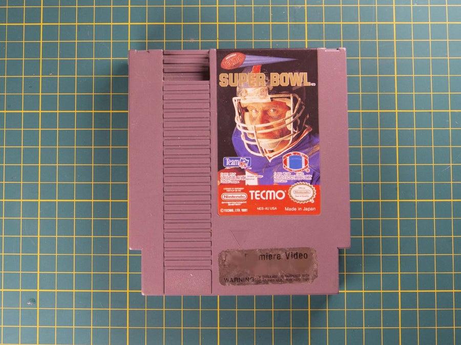 NES Tecmo Super Bowl