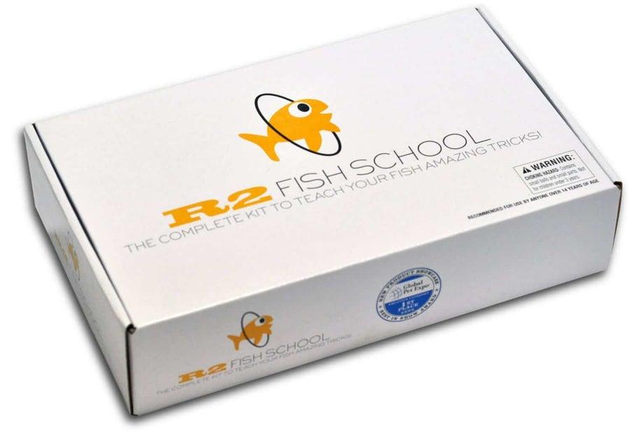 R2 fish school training