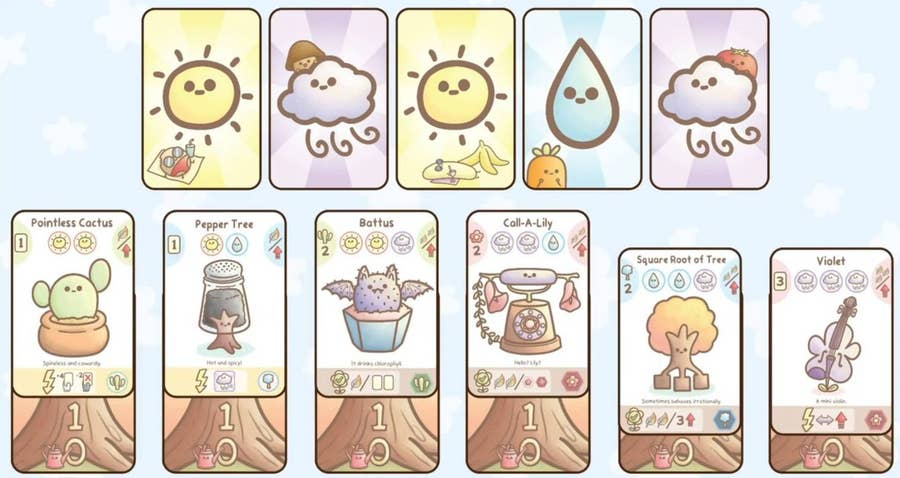 Plantopia: The Card Game (2020)