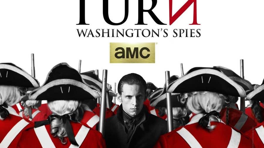 TURN: Washington's Spies (2014)