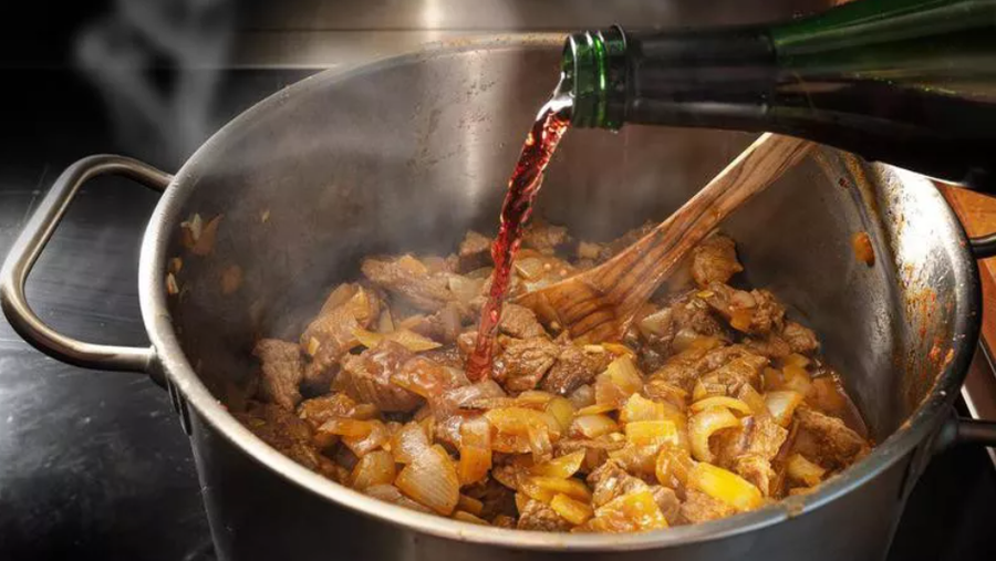 Using Wine in Cooking