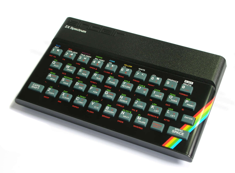 Raspberry Pi ZX Spectrum