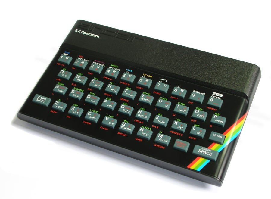 Raspberry Pi ZX Spectrum