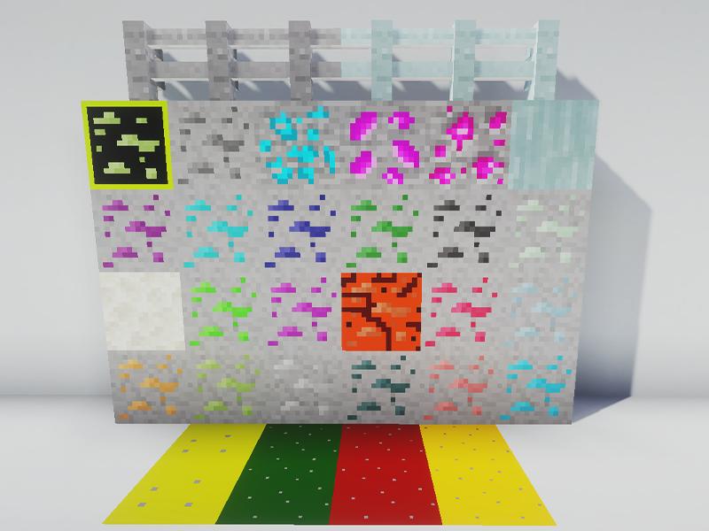 Overflow O Items minecraft mod