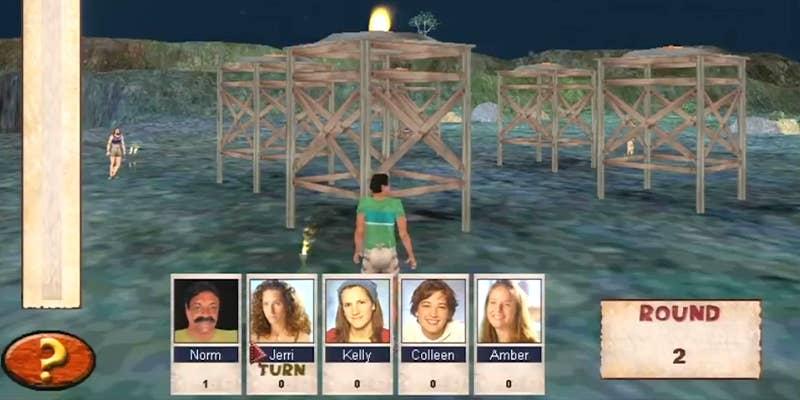 survivor interactive game worst video game