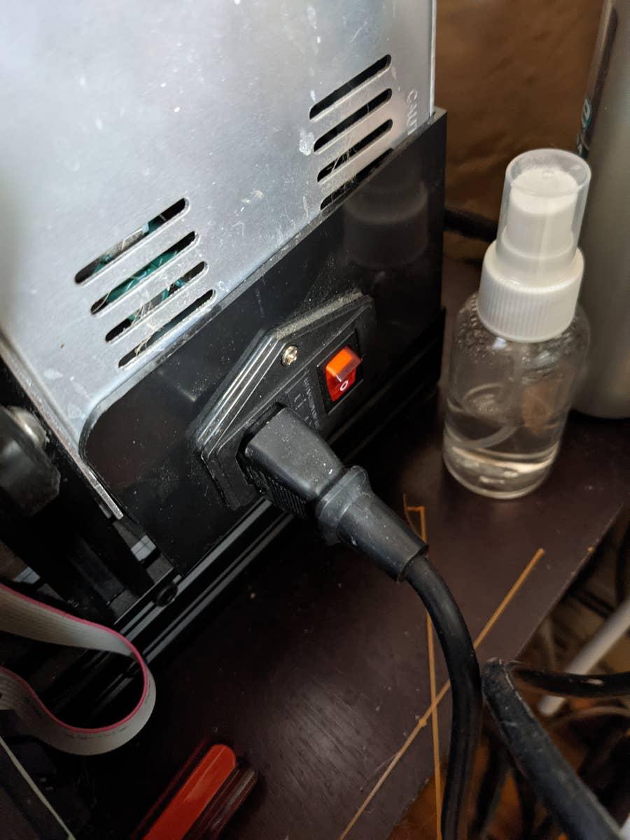 Ender 3 Plug