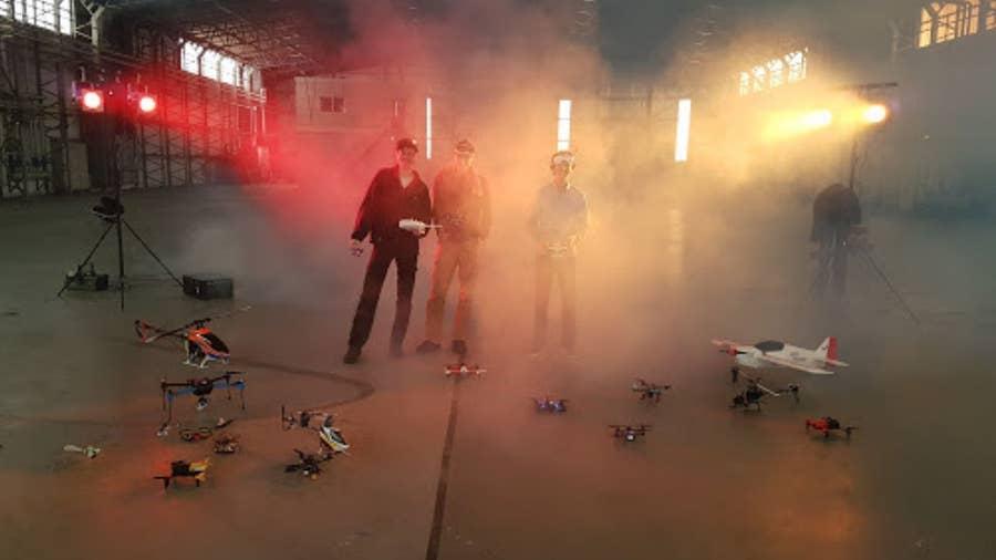 "DroneClash ""Battle Drones"""