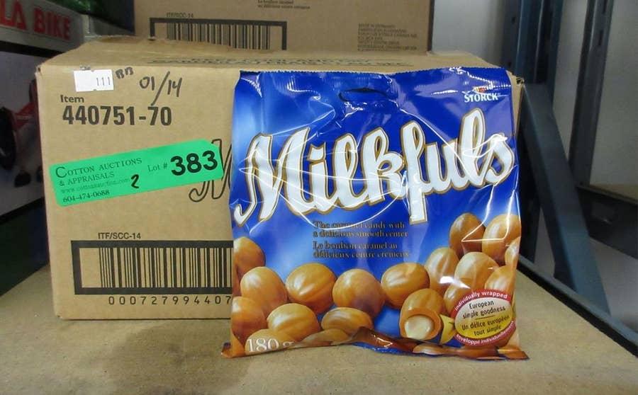 Milkfuls Candy