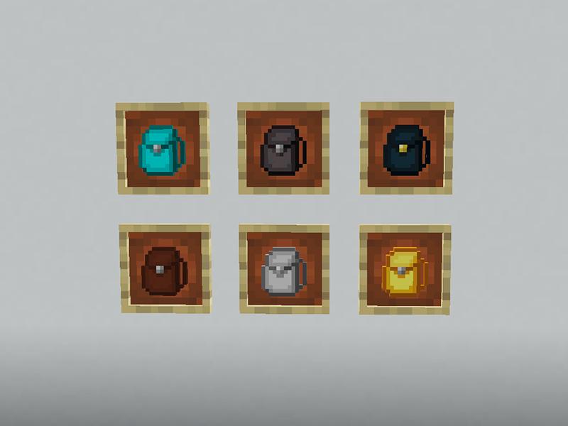 minecraft fabric mods backpack mod