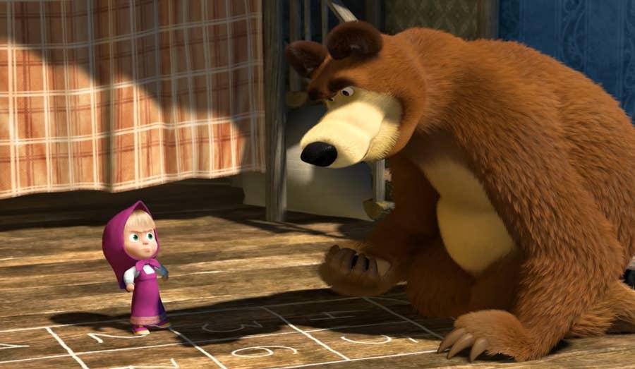 Masha and the Bear still