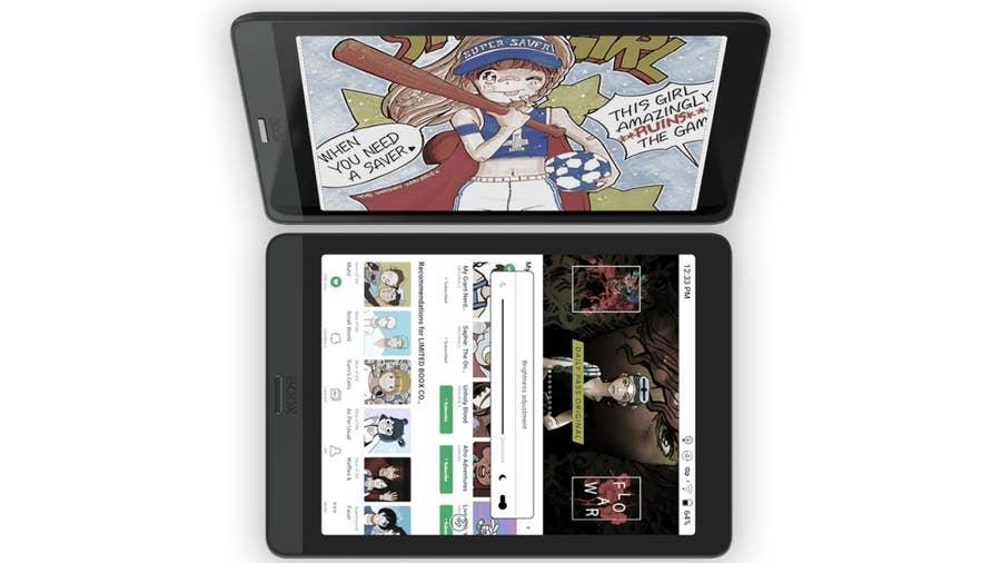 Boox Nova 3 Color tablet