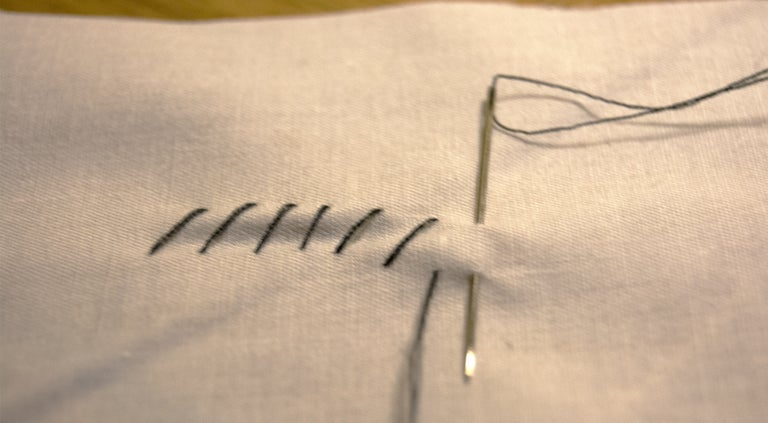 How to Do a Whip Stitch