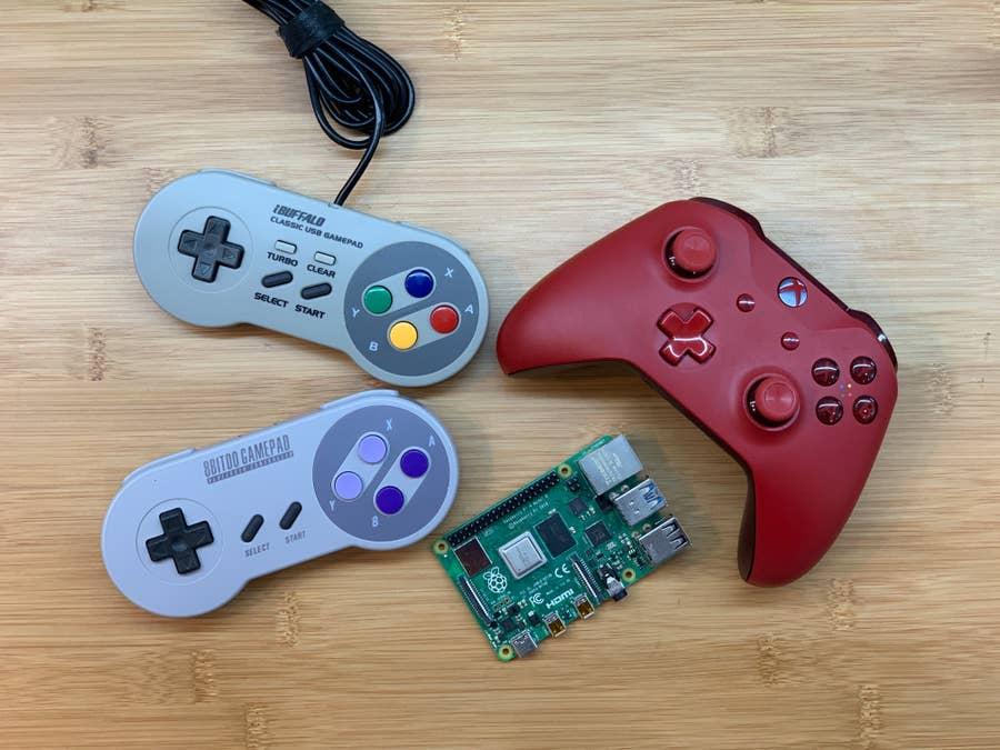 Best Controllers for RetroPie!
