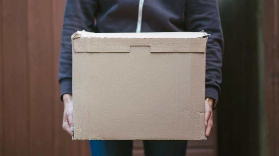 Big Moving Box