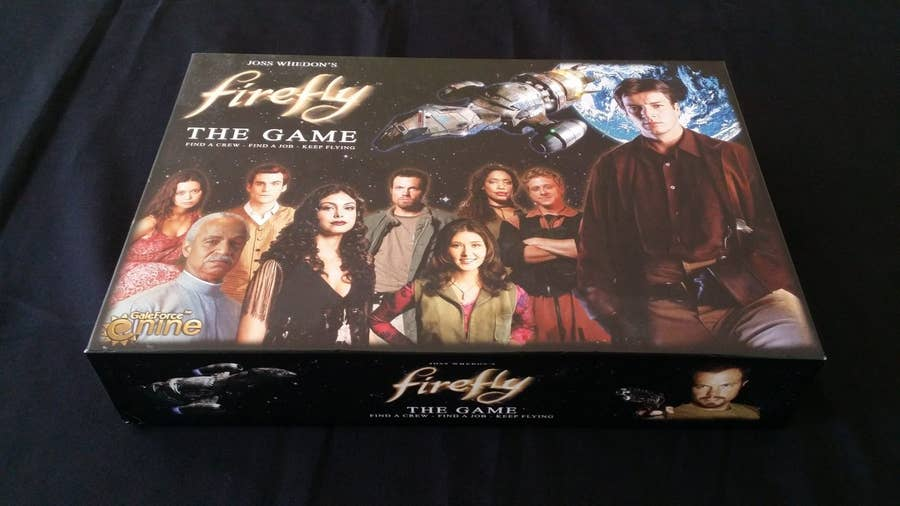 Firefly: The Game (2013)