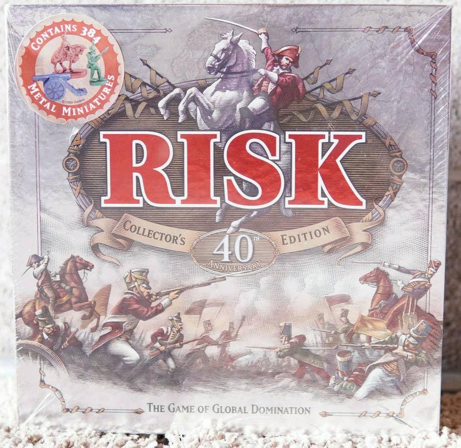 Risk: 40th Anniversary Collector's Edition (1999)