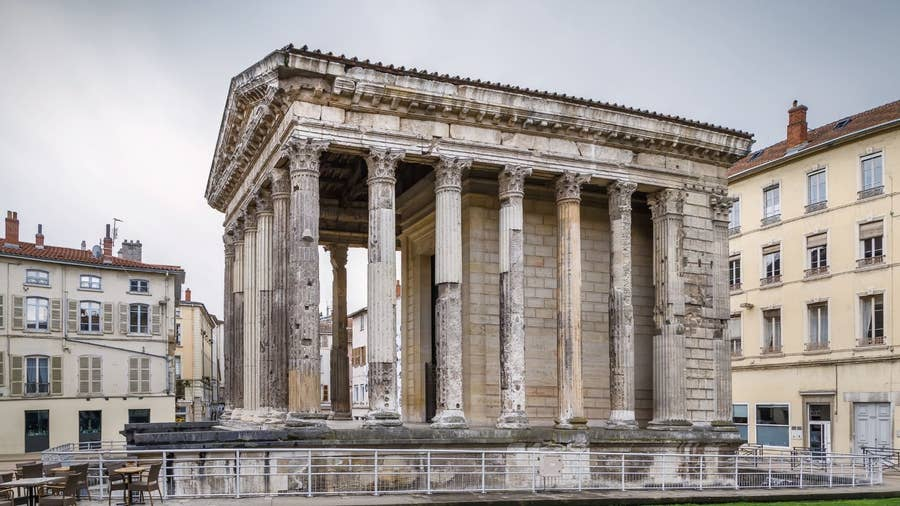 Temple of Augustus and Livia