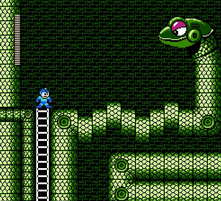 Mega Man 3 Gameplay