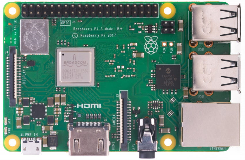 Raspberry Pi 3 Model B+ features and specs