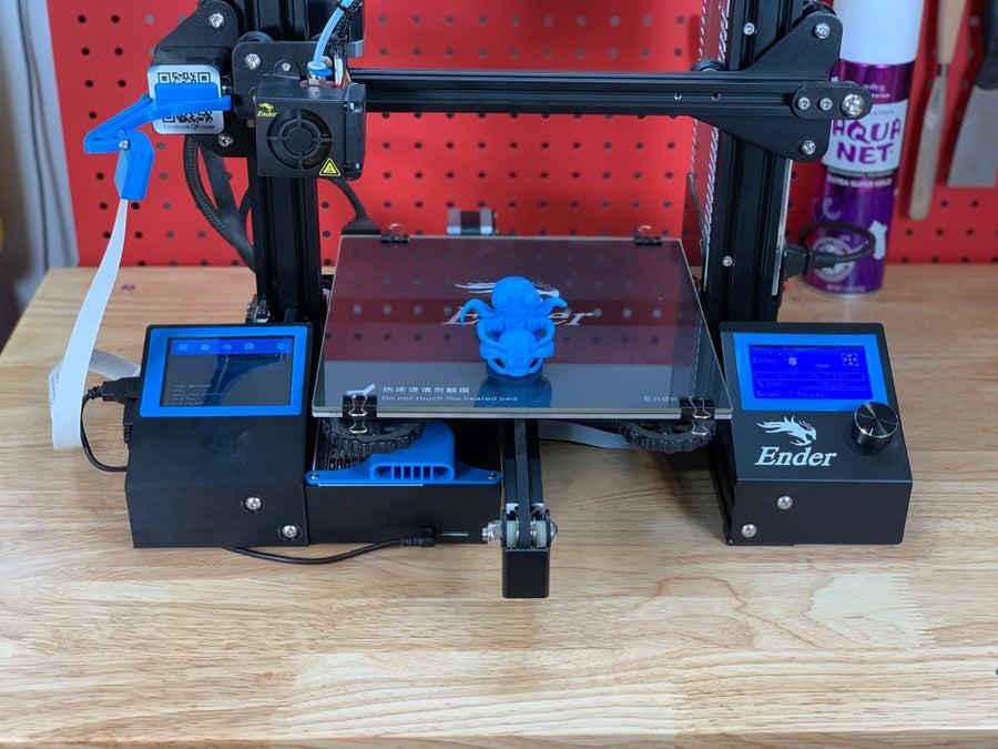 Ender 3 test print