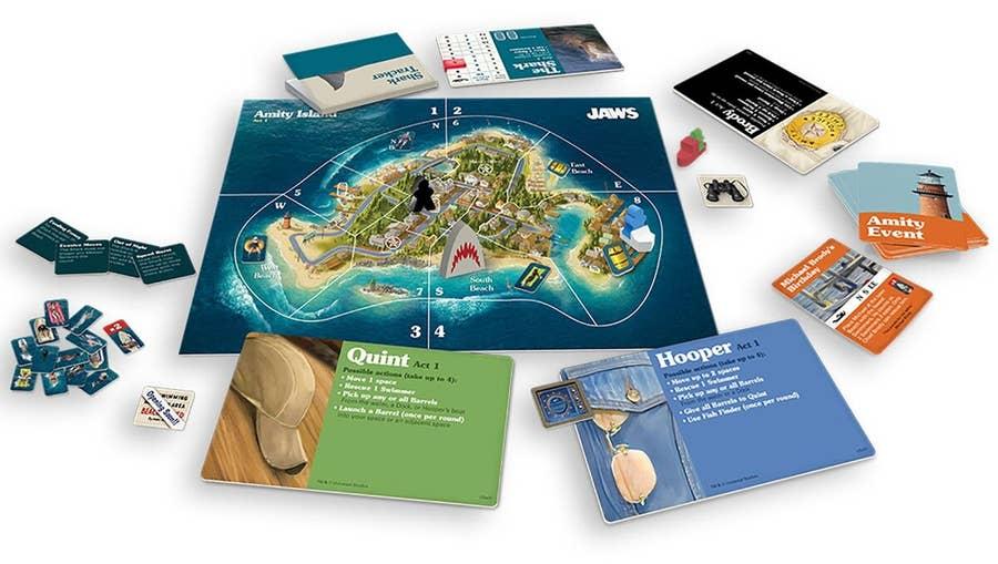 Board Game: Jaws