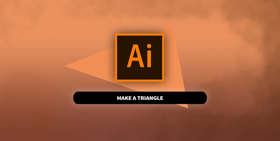 Make a Triangle in Illustrator