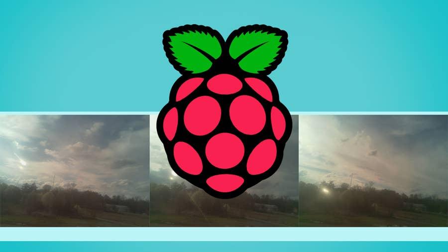 Raspberry Pi Time-Lapse