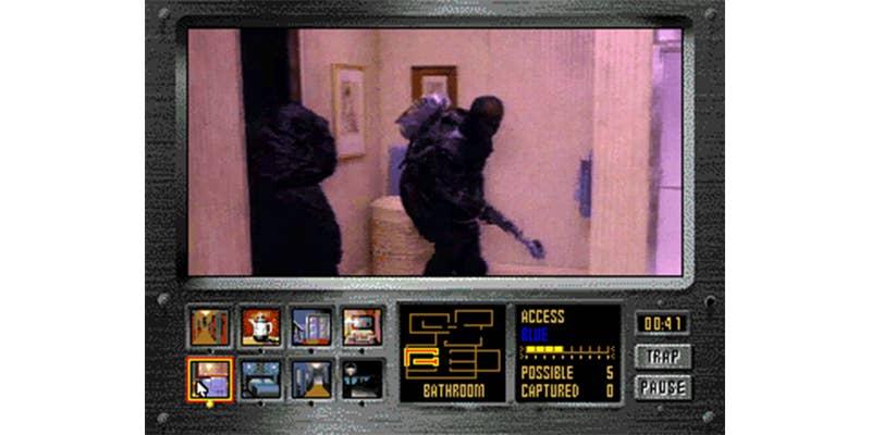 night trap sega worst video game