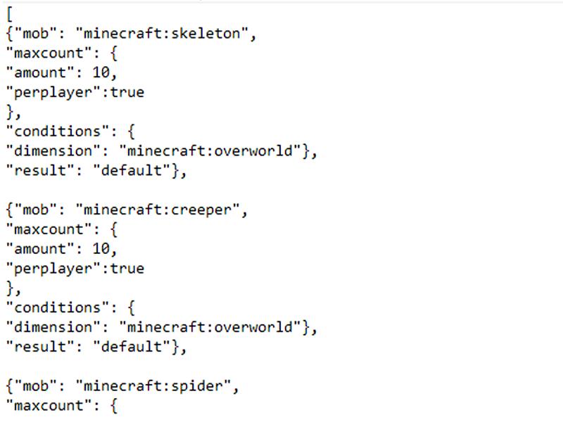 in control spawn mod minecraft forge