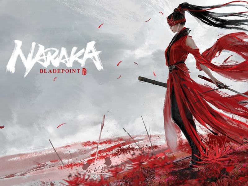 naraka bladepoint 24 entertainment battle royale game
