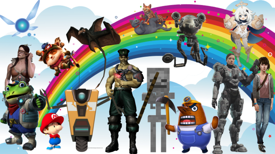 The Most Annoying Video Game Characters of All Time