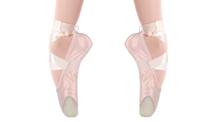 3D printed ballet shoes