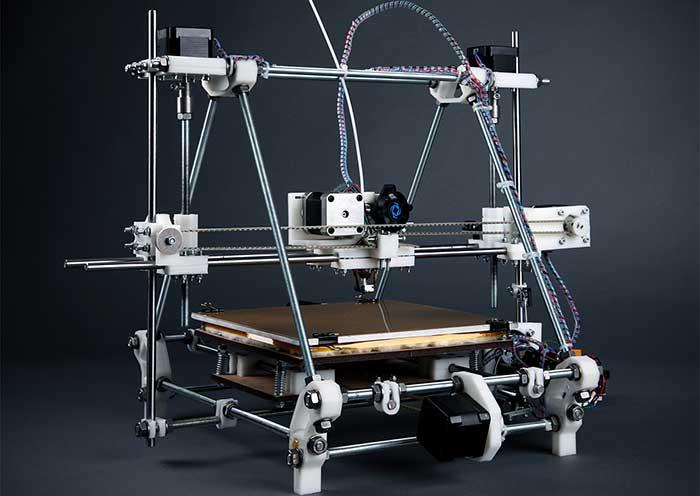 self-replicating 3D printer