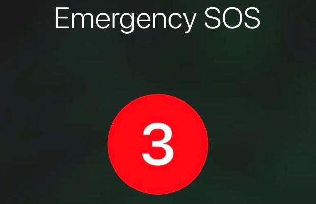Emergency SOS