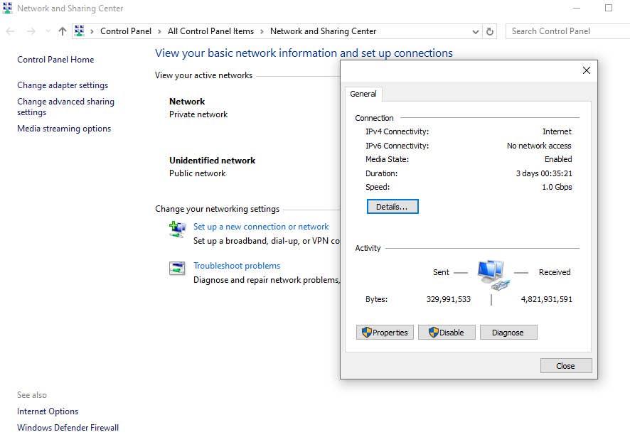 Wifi Speed Desktop