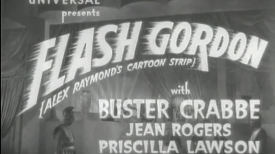 Flash Gordon (1935)